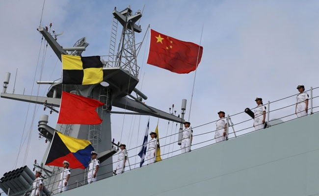 China Expands Amphibious Forces In Challenge To US Beyond Asia