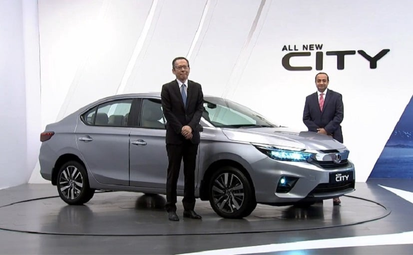 The new-generation Honda City sedan is offered with a choice of petrol & diesel engines