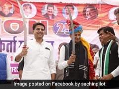 Rajasthan GovtCrisis Highlight: केंद्रीय मंत्री ने शेयर किया पांच सितारा होटल से कांग्रेस विधायकों का VIDEO