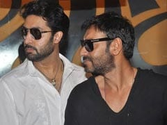 Ajay Devgn Congratulates Abhishek Bachchan On Clocking 20 Years In Bollywood. Read His Post