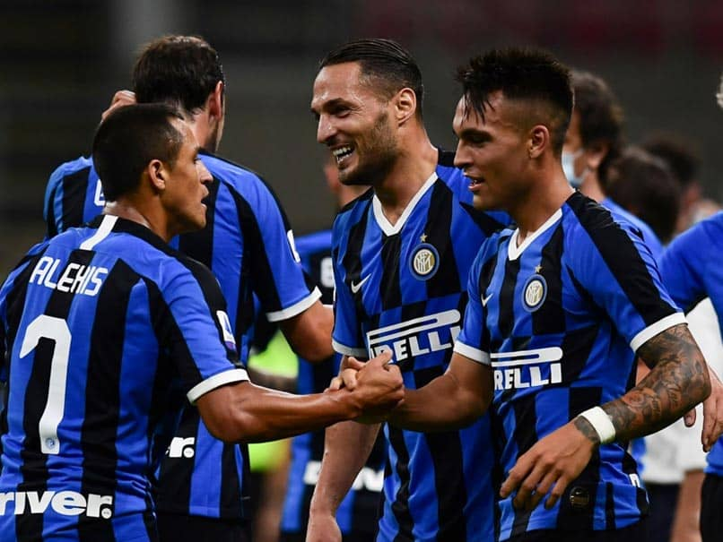 Serie A: Alexis Sanchez Helps Inter Milan Move Within Six Points Of Juventus