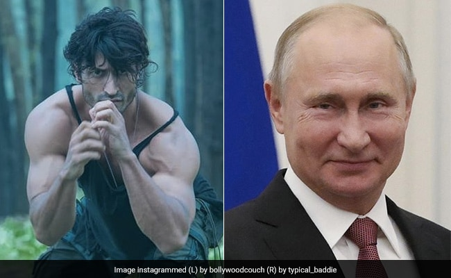 विद्युत जामवाल का नाम रूस के राष्ट्रपति पुतिन और बेयर ग्रिल्स के साथ इस लिस्ट में नाम हुआ शामिल