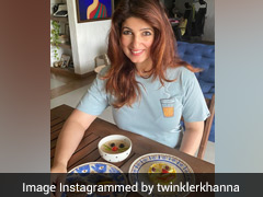 Twinkle Khanna's Cute Homemade 'Emoji' Dish For Kids Will Make You Smile