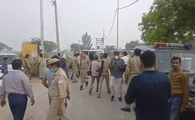 After Killing Of 8 Cops In Kanpur, UP Police Probes Own Men