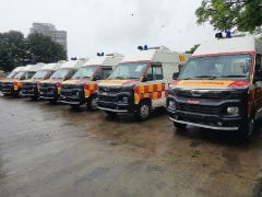 Coronavirus: Tata Group Donates 20 Tata Winger Ambulances And 100 Ventilators To BMC Mumbai