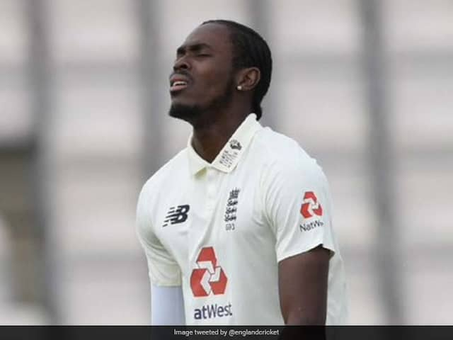 "England vs West Indies: Jofra Archer Out Of 2nd Test For ""Breach Of Bio-Secure Protocols"""