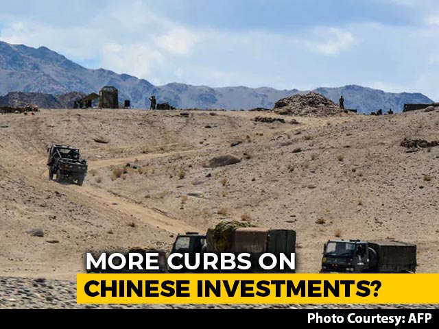 Video : Amid Problem Areas In China's Ladakh Pullback, Centre's New Trade Rules