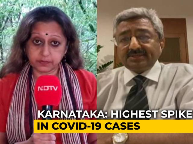 Video : Does Bengaluru Have Enough Hospital Beds For COVID-19? Private Sector Steps In