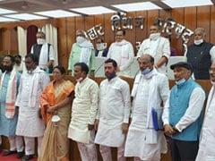 बिहार विधान परिषद के सभापति कोरोना पॉजिटिव, CM नीतीश और उनके सचिवों की रिपोर्ट आई नेगेटिव