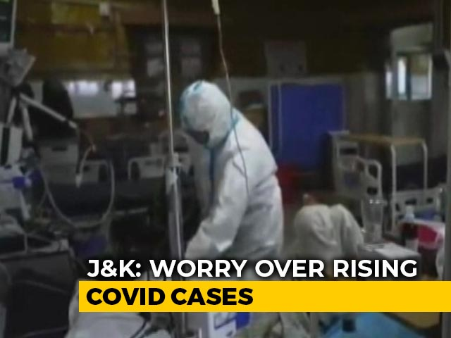 Video : With Covid Beds Running Out In Srinagar, An Admission From Officials