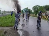 Video : Top News Of The Day: Violence In Bengal, Vehicles Set On Fire