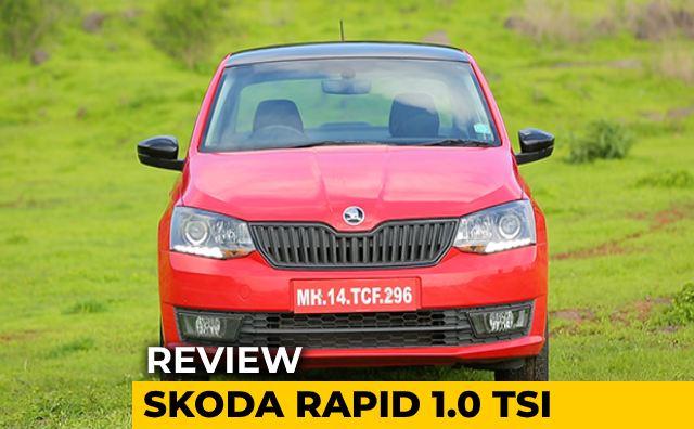 Video : Skoda Rapid 1.0 TSI Review