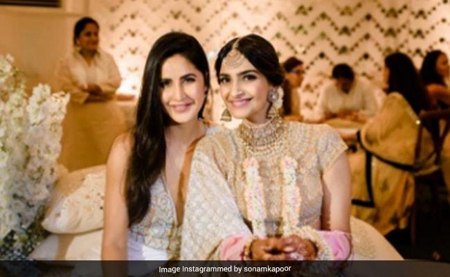 On 'Gorgeous' Katrina Kaif's Birthday, Sonam Kapoor, Varun Dhawan, Neha Dhupia And Others Share Adorable Greetings