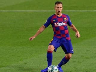 Juventus-Bound Arthur Melo Snubs Barcelona Training