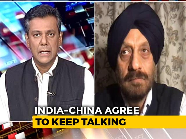 Video : No Immediate Breakthrough In India-China Military Talks