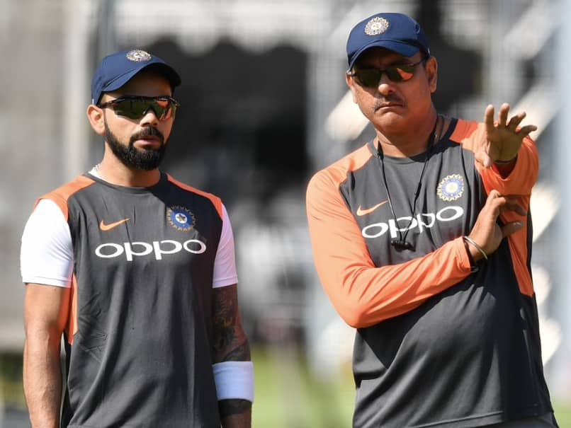 Ravi Shastri should have updated Virat Kohli on Rohit Sharma injury status Says Gautam Gambhir