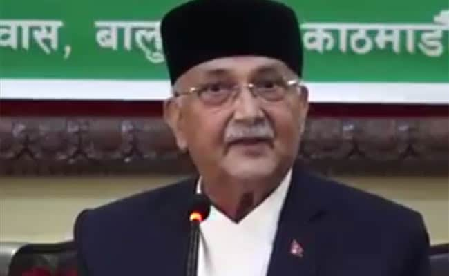 """Lord Ram Is Nepali Not Indian"", Says Nepal Prime Minister KP Sharma Oli"
