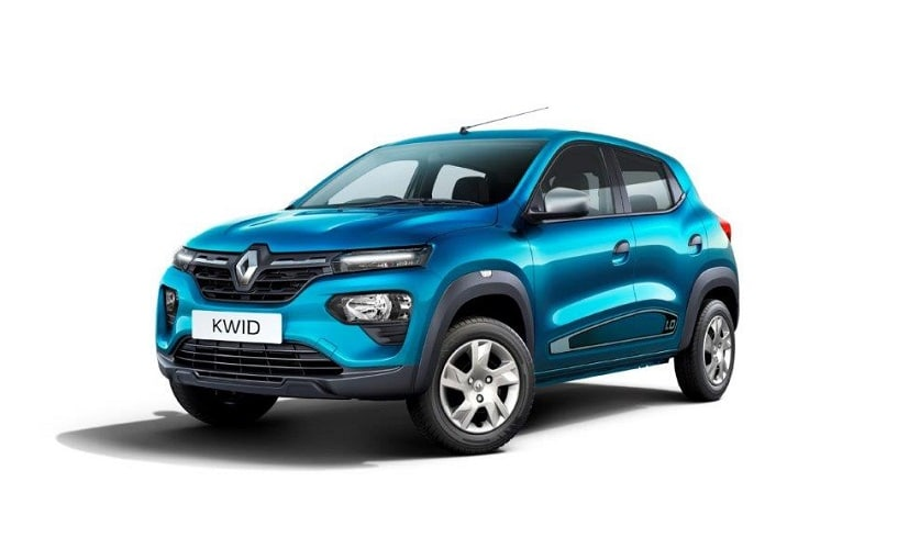 Renault has exported more than 45,000 units of the Kwid from India