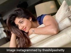 शिल्पा शेट्टी ने कोरोना से बचने के लिए डिजाइन करवाई है ऐसी फेस शील्ड, देखें Video