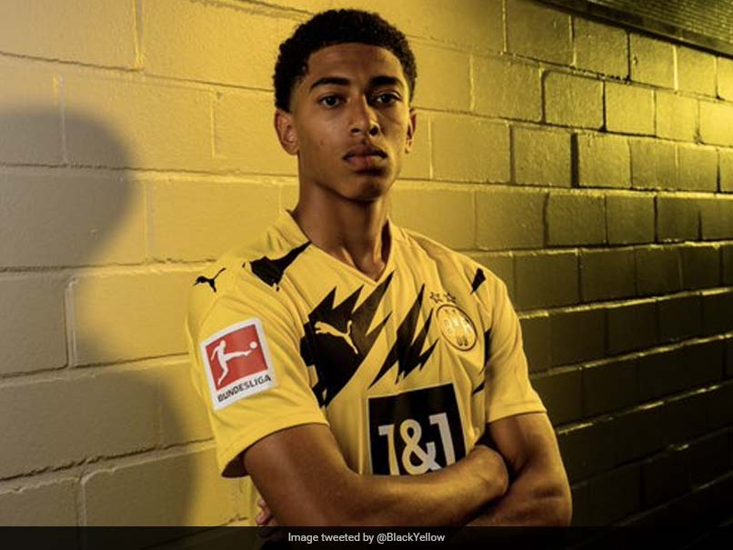 Borussia Dortmund Announce Signing Of English Teenager Jude Bellingham Football News