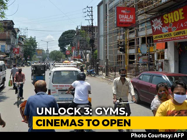 Video : Unlock3: Curfew Ends, No Schools Till End-August, Gyms Can Reopen