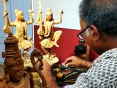 'कर्नाटक से अयोध्या आ रहे हैं भगवान राम और लव-कुश', राम मंदिर में रखी जाएगी इस शिल्पकार की बनाई मूर्ति