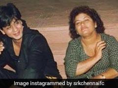शाहरुख खान ने सरोज खान से कही थी ऐसी बात कि मास्टर जी ने मार दिया था थप्पड़, दी थी ये सलाह