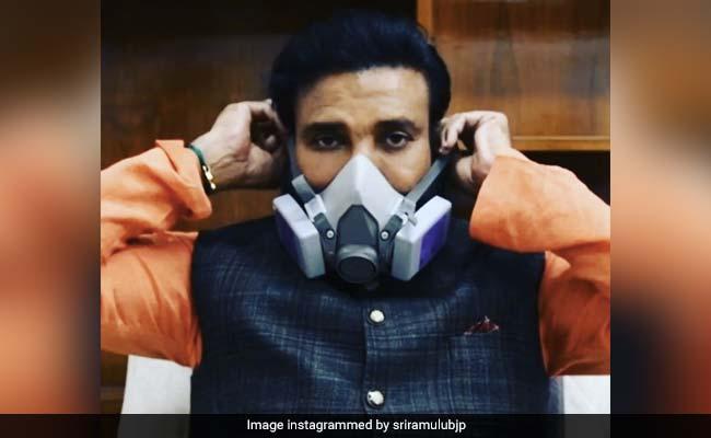 'Only God Can Save Us': Row Over Karnataka Health Minister's Virus Remark