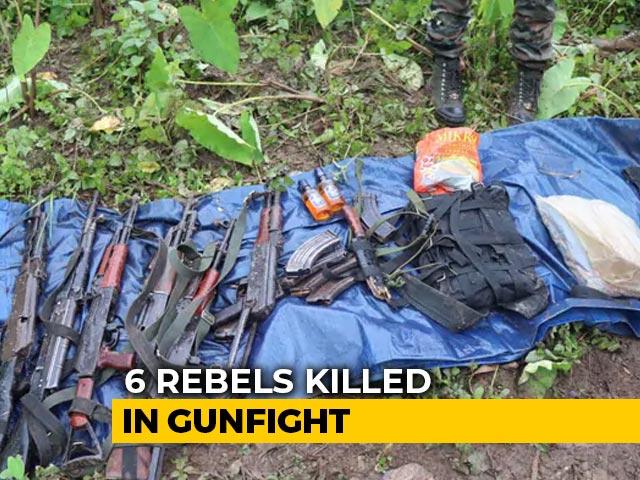 Video : 6 NSCN(IM) Insurgents Killed In Encounter In Arunachal Pradesh: Report