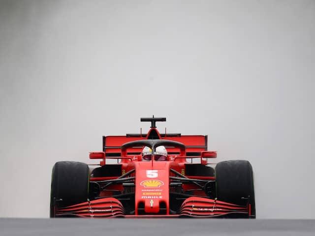 Ferrari Relief As Sebastian Vettel Tops Second Practice At Hungarian Grand Prix