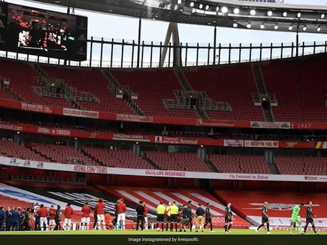 Coronavirus: British PM Boris Johnson Says Spectators Could Return To Sports Stadiums In October