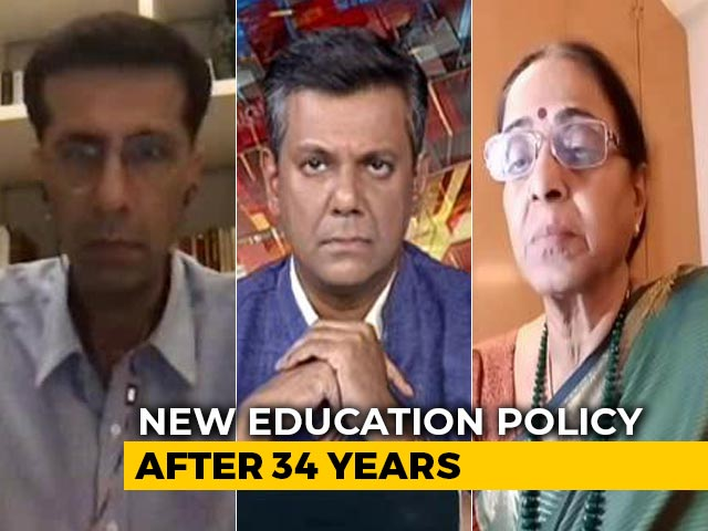Video : India Gets New Education Policy After 34 Years
