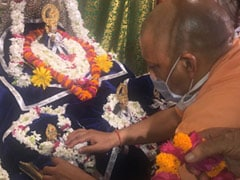 "Yogi Adityanath Reviews Ram Temple Ceremony Prep, Promises ""Deepotsava"" Everywhere"