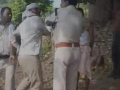 मध्य प्रदेश: रेत माफियाओं के हौसले बुलंद, सरेआम किया पुलिसवालों पर हमला