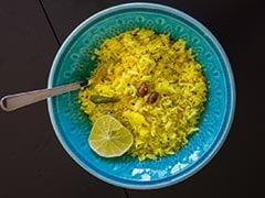 Indian Cooking Tips: बचे हुए चावल से साउथ इंडियन स्टाइल में बनाएं स्वादिष्ट अनियन राइस रेसिपी