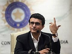 "Sourav Ganguly Compares Fight Against Coronavirus To ""Batting Tactics"""