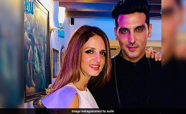 Sussanne Khan's Birthday Wish For Brother Zayed Is Winning The Internet
