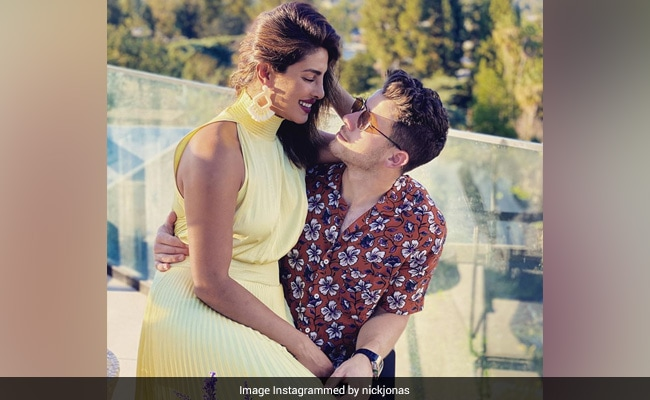 'So Grateful We Found One Another,' Writes Nick Jonas In His Birthday Post For 'Beautiful' Wife Priyanka Chopra