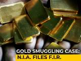 Video : Anti-Terror Agency Files Case Against 4 In Kerala Gold Smuggling Scandal
