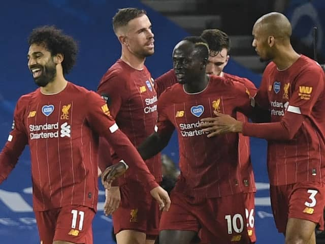 Liverpool Boost Bid For Record Points Tally, Manchester City Thrash Newcastle