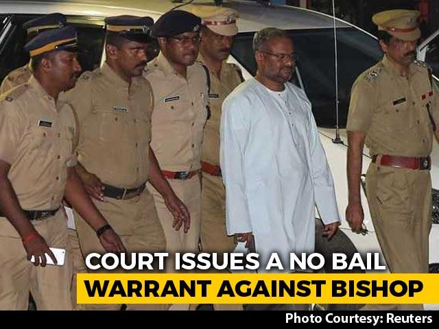 Video : Kerala Bishop Franco Mulakkal's Bail Cancelled In Nun Rape Case