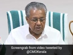 Kerala Won't Go Under Complete Lockdown For Now, Says Chief Minister