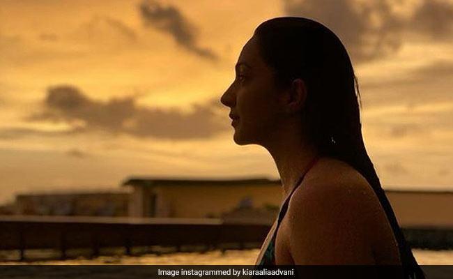 Kiara Advani's Sunset Pic Will Make Your Heart Skip A Beat