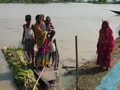 Assam Flood Situation Improves But 7 Lakh People In 17 Districts Still Affected