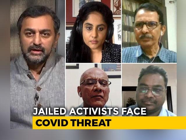 Video : Despite Covid-19, No Bail To Activists