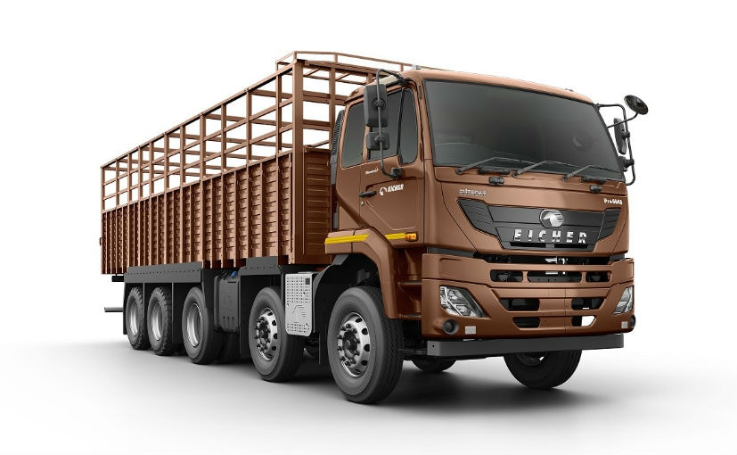 The Eicher LIVE connected tech works on same lines as the ones seen on passenger vehicles