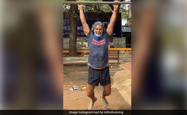 "Milind Soman Too Has ""Great Difficulty"" Working Out - Just Not In The Same Way As Us"