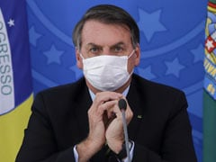 Brazil President Says He's Taking Hydroxychloroquine To Fight COVID-19