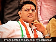 "On MLA's ""35-Crore Bribe"" Claim, Sachin Pilot Says ""Vexatious, Concocted"""