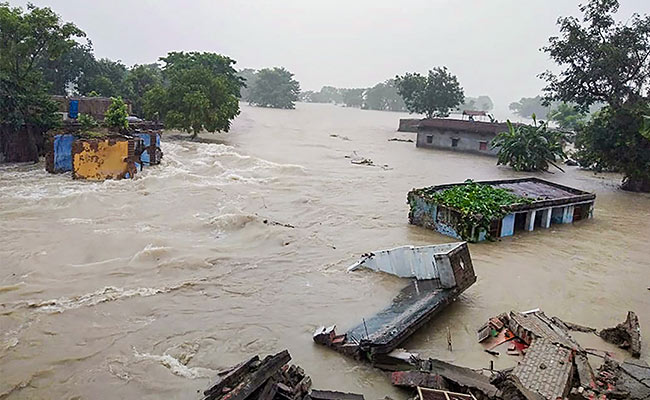 Flood Situation Worsens In Bihar, 2 More Dead, Nearly 50 Lakh Affected
